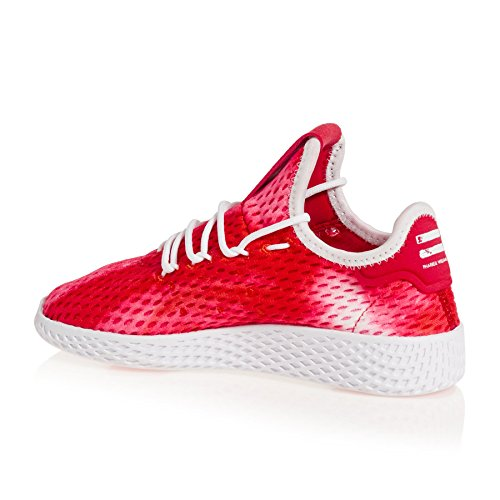 adidas Originals Shoes PW Tennis hu C Shoes - Scarlet/White