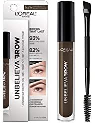 L'Oreal Paris Unbelieva-Brow Tinted Brow Makeup, Longwear...