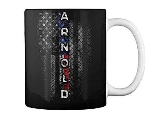 Arnold family american flag Mug - Teespring Mug