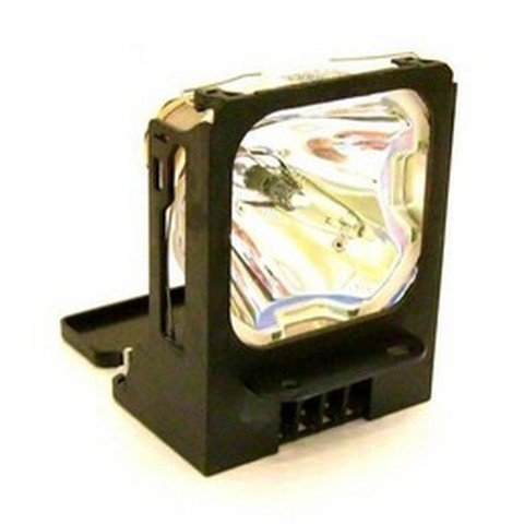 VLT-XL5950LP Mitsubishi Projector Lamp Replacement. Projector Lamp Assembly with Genuine Original Phoenix Bulb Inside.