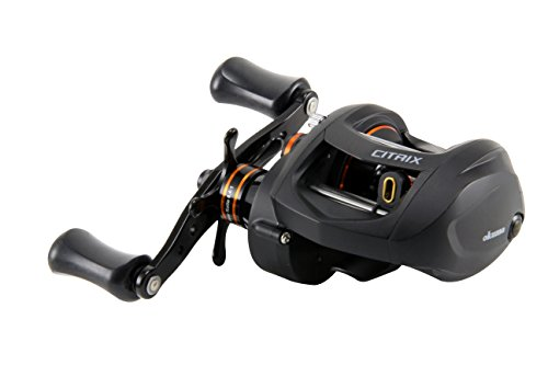 Okuma Ci-354a Ctrix Lp Baitcaster A Reel 7 1 BB, 5.4 1 Right Hand