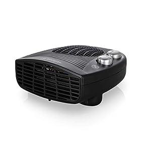Orbegozo FH-5028 Calefactor eléctrico con termostato ajustable, 2000 W de potencia, 2 posiciones de calor y función ventilador 41yL7P1xAEL