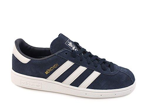 adidas Munchen, Zapatillas de Deporte para Hombre Azul (Tinley / Griuno / Dormet)