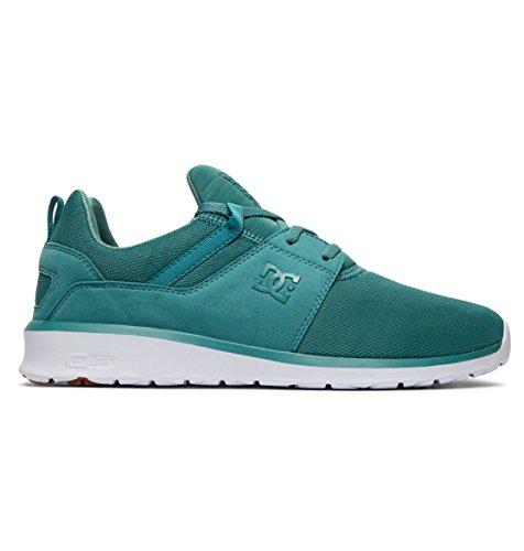 Dc Shoe Hommes Vert Heathrow Basses Grass M Sneakers Shoes 7vtxzrqw7