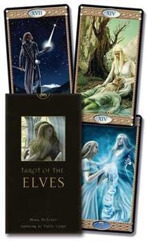 Novelty Toys Tarot Cards Elves Fairy Tale Life Divination 78 Card Deck