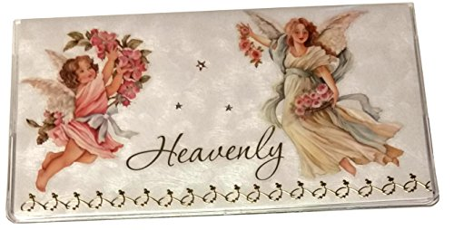 Heavenly Angels 2018-2019 Pocket Calendar Planner Datebook w/ Note Pad (Angels Notepad)