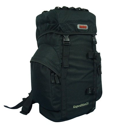 CUSCUS Army 3 Day Assault Hiking Camping Military Backpack Black, Outdoor Stuffs