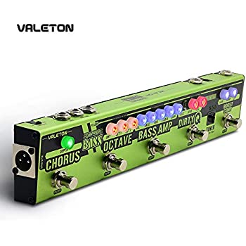 valeton dapper bass guitar multi effects pedal ves 2 musical instruments. Black Bedroom Furniture Sets. Home Design Ideas