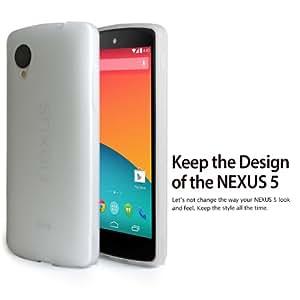 Google Nexus 5 Case Slim [Ultra Fit] [Clear] 2014 NEW?