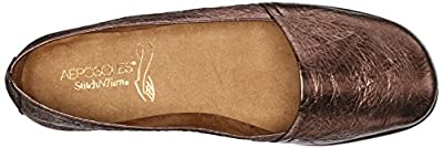 Aerosoles Women's Mr Softee Slip-On Loafer