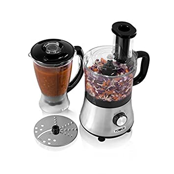 Tower T18002 2-in-1 Food Processor and Blender by Tower: Amazon.es ...