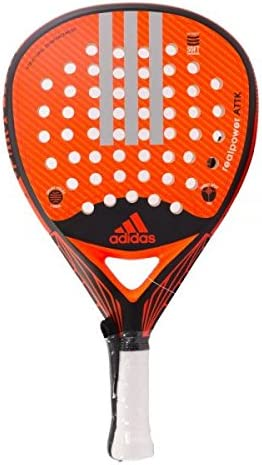 Pala de Pádel Adidas Real Power Attk LTD 1,9 Naranja: Amazon.es ...