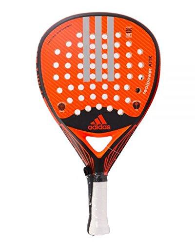 Pala de Pádel Adidas Real Power Attk LTD 1,9 Naranja: Amazon.es ...
