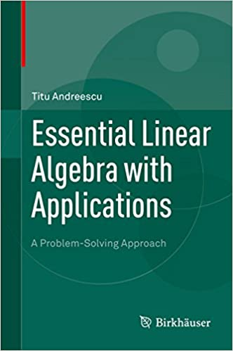 linear algebra solved problems