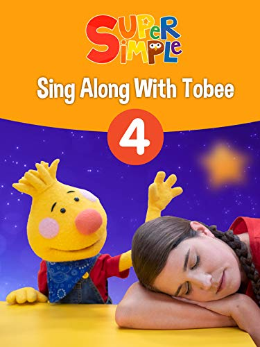 Sing Along Video - Sing Along With Tobee 4 - Super Simple