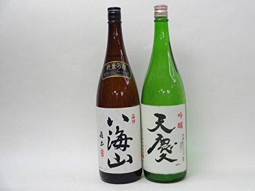 特選日本酒セット 八海山 天慶 スペシャル2本セット(純米吟醸吟醸)1800ml×2本  B014COZA6I