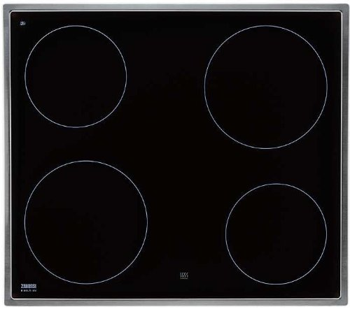 Zanussi ZC 6675 X hobs Integrado Con - Placa (Integrado, Con ...