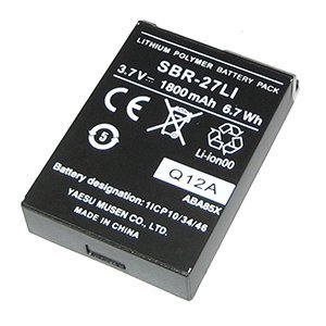 (Standard Horizon Replacement Lithium Ion Battery Pack f/HX300)