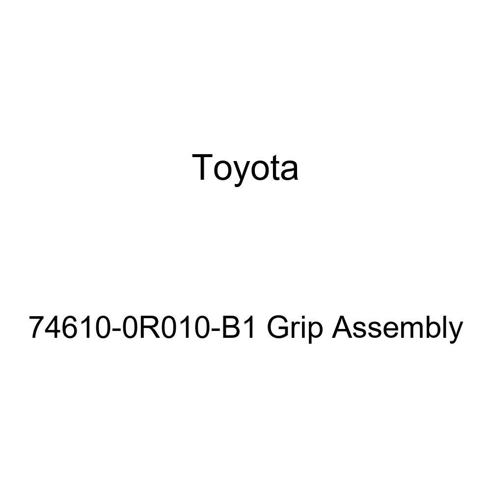 Genuine Toyota 74610-0R010-B1 Grip Assembly