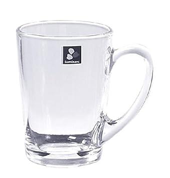 Hartglas transparent Teetasse Höhe: 11 cm 15 x Teeglas 32 cl Ø 8 cm