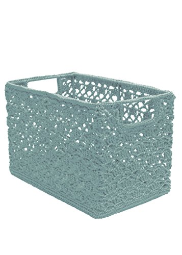Crochet Basket - Heritage Lace Mode Crochet 12