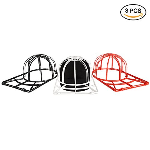 Hat Washer /Ball Cap Washing Frame Cage Visor Hat Cleaner(Pack of - Frame Cap