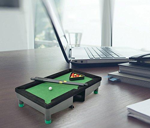 perfect life ideas desktop miniature pool table set mini pool balls cue sticks accessories. Black Bedroom Furniture Sets. Home Design Ideas