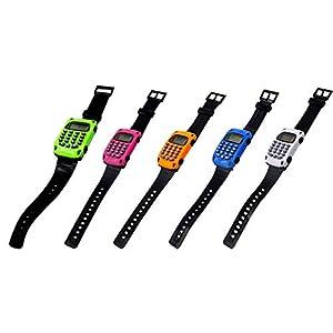 Reloj calculadora para niños nuevos y modernos Momangel