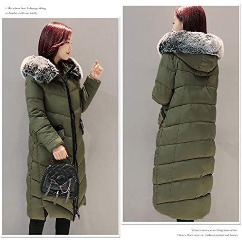 Femme V Fashion Hiver Outdoor Manteau Manteau Casual Doudoune Longues fOx8zwqp5