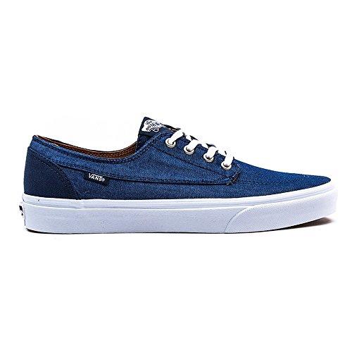 Vans Brigata Herren Sneaker Blau