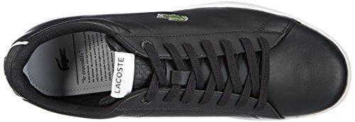 Lacoste Carnaby - Zapatillas para hombre Negro (312)
