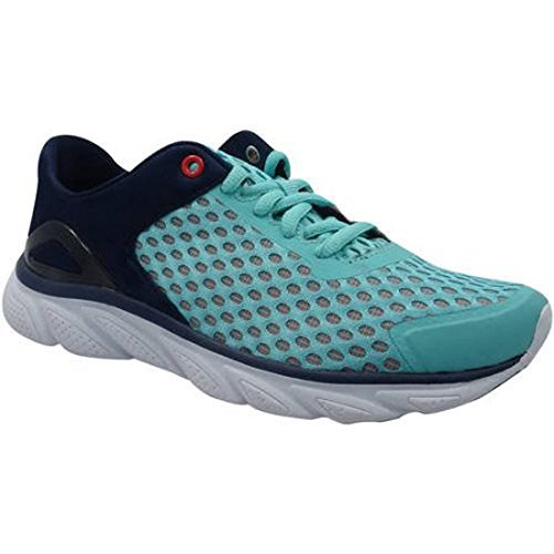 Women's Mesh Athletic Running/Walking Shoes, Navy / Turqu...