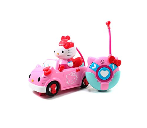 Hello Kitty Toy Car For Girls : Hello kitty remote control car rc depot