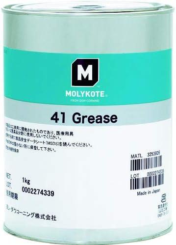 TRUSCO モリコート 耐熱用 41グリース 1kg 4110