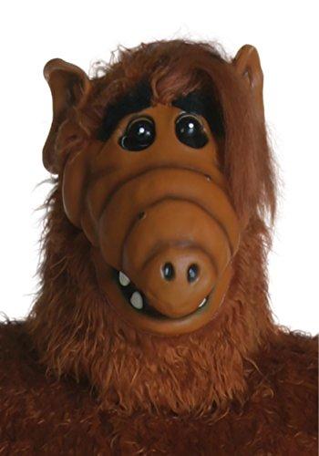 Adult Overhead ALF Mask Standard Brown]()