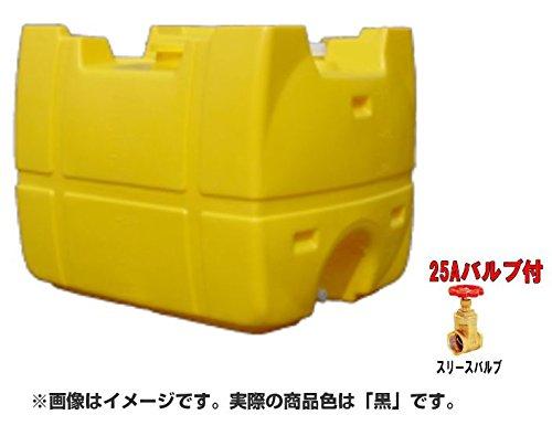 モリマーサム(旧サミット) ローリータンク SL-200/25Aバルブ付き(容量:200L)カラー:黒色 B00NUSNU9M 17800