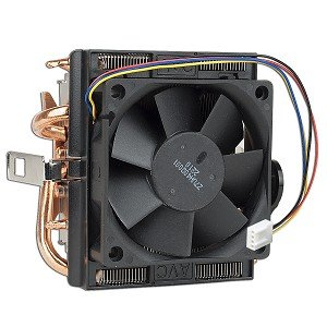 AMD Socket AM3/AM2+/AM2/1207/939/940/754 Copper Base/Alum Heat Sink & 2.75