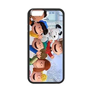 the peanuts gang 2015 movie iphone 6s 4.7 Inch Cell Phone Case Black 53Go-485346