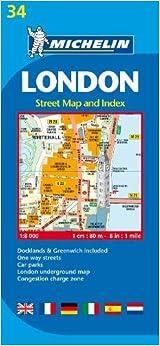 Plano London: Street Map And Index por Vv.aa epub