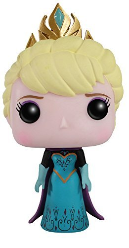 Funko POP Disney: Frozen - Coronation Elsa Action Figure