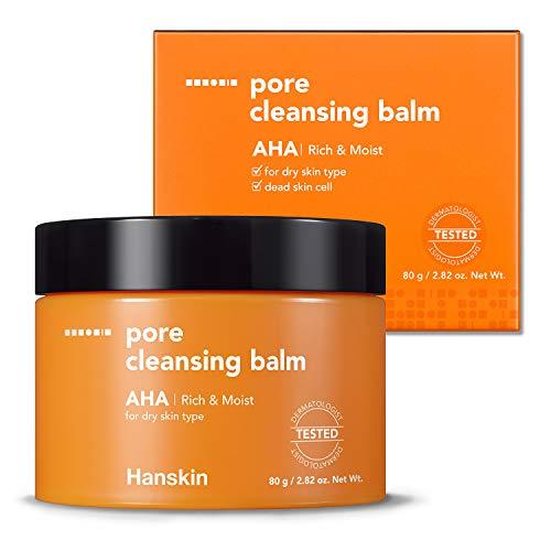 Hanskin AHA Pore Cleansing Balm, Alpha...