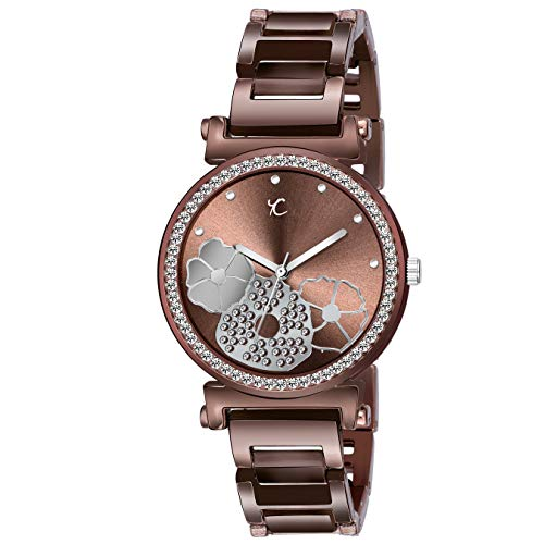 Youth Club Analog Watch for Girls