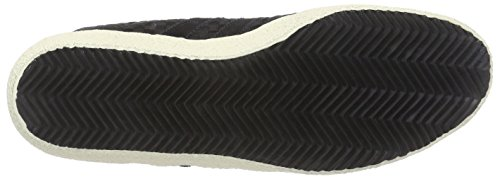 Schwarz Core Sneakers Core Gazelle Herren adidas Black White Cream Black 70s TqUZCP