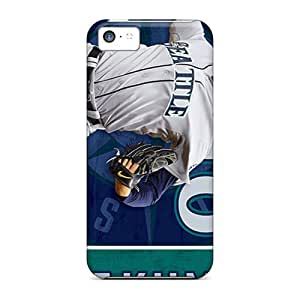 Awesome Design Seattle Mariners Hard For SamSung Note 2 Phone Case Cover