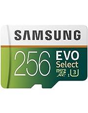 Descuentos en tarjetas de memoria Samsung EVO select