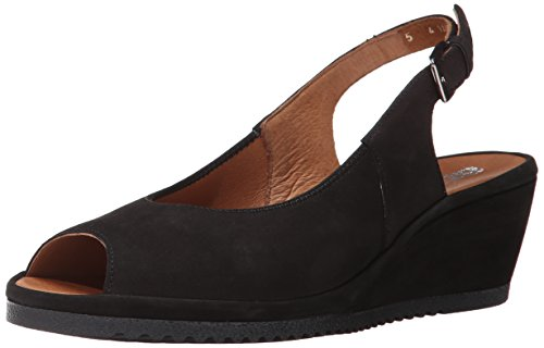 Colleen ara Womens Black Colleen nubuck 8xEOTq