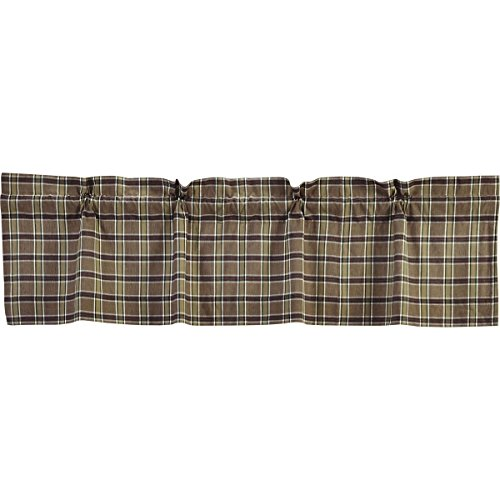 VHC Brands Rustic & Lodge Kitchen Window Curtains - for sale  Delivered anywhere in USA