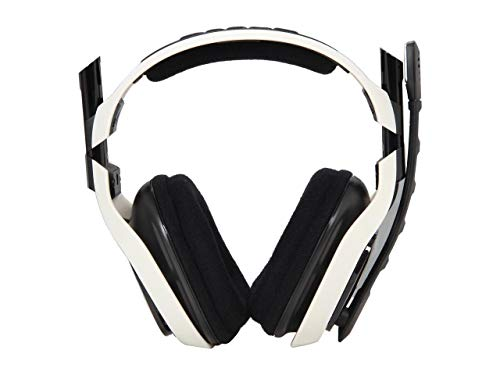 ASTRO Gaming A40 PC Barebone Headset Only, No Mic No Speaker Tags No Cables White