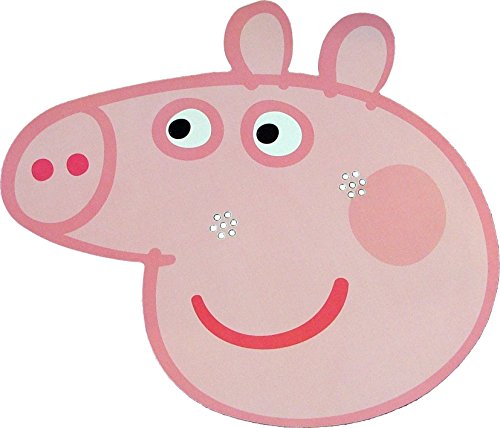 Kids Stars Peppa Pig - Peppa Pig - Card Face Mask