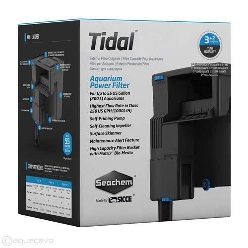 Seachem - Tidal 35 - Filtro de mochila para acuarios product image